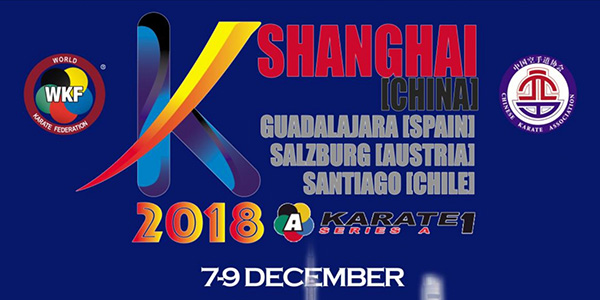Karate1 Series A - Shanghai 2018