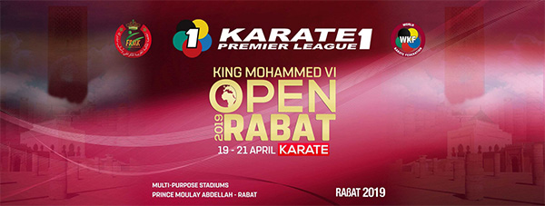 Karate1 Premier League - Rabat 2019