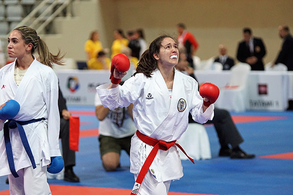 Youth League-Gold für Aleksandra Grujic in Limassol