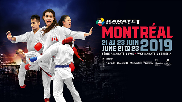 Karate1 Series A - Montreal 2019