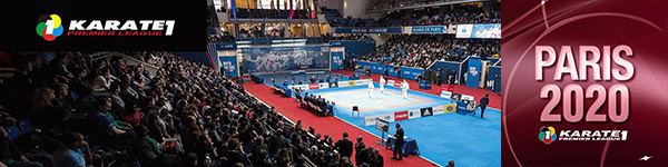 Karate1 Premier League - Paris 2020