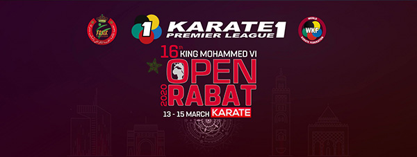 Karate1 Premier League - Rabat 2020